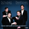 Schubert Beethoven CD Cover